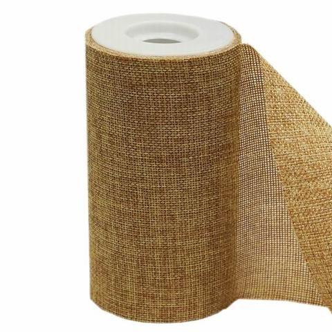 Landscape Burlap Rolls 6 X 10 Yards Natural Polyester Burlap Fabric Burlap Fabric