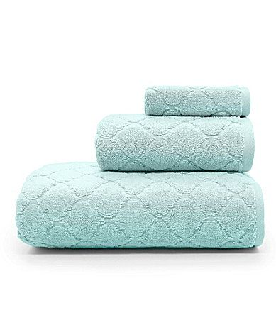 Southern Living Garden Trellis Bath Towels #Dillards