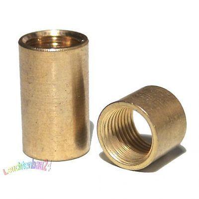 Verbindungs-Muffe-Messing-10x12mm-M8x1-Innengewinde-Verbindungsmuffe