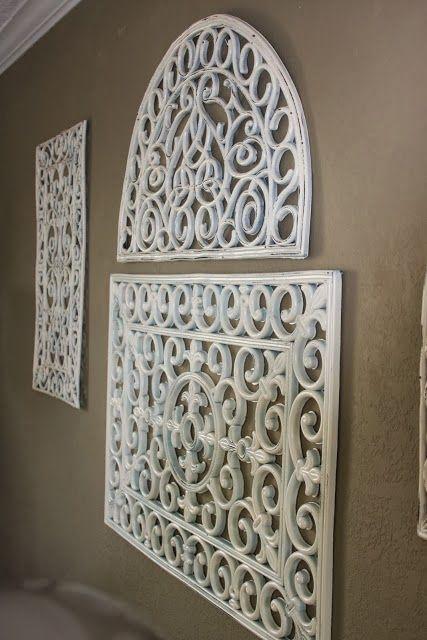 Decorar paredes com capacho de borracha