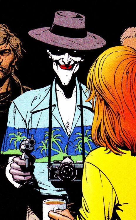 endternet:  Joker Visits The GordonsThe Killing Joke (1988)Art...: