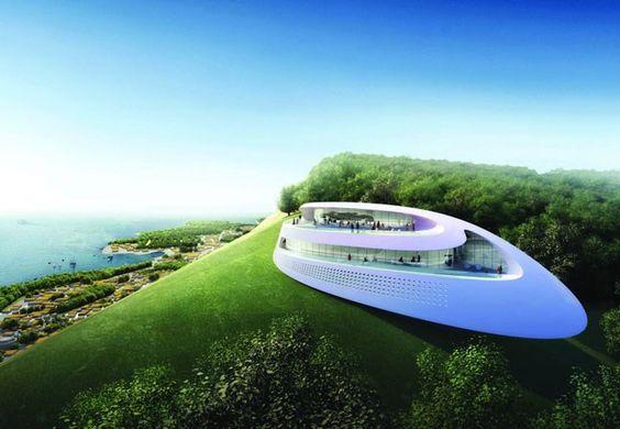 Villas De Zaha Hadid
