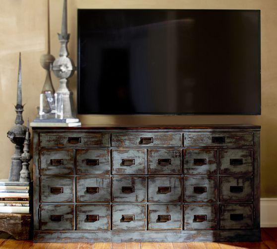 Pottery Barn - Living Room TV