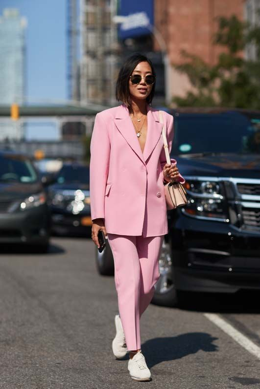 We're bringing you the latest street style looks from New York fashion week, all in one place. Check out the inspiring outfits inside.