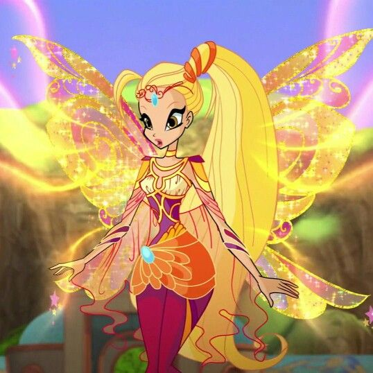 Stella bloomix winx club pinterest - Winx magic bloomix ...