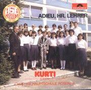 Eine Single-Schallplatte von Kurti Elsasser mit seinem SDie Schallplatte stammt aus dem Jahr 1982