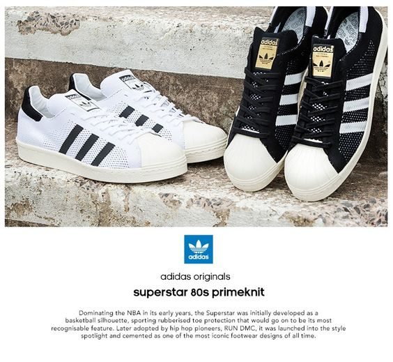 adidas Originals Superstar 80s Primeknit | Sneakers: adidas Superstar |  Pinterest | Adidas, Adidas superstar and Adidas superstar outfit