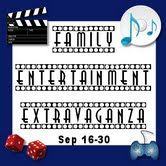 Family Entertainment Extravaganza {Free Giveaway Hop} Sep 16 - 30