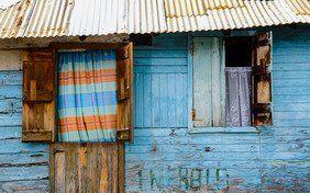 Haus in Soufriere © Julia Schafhauser