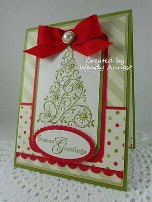 Christmas | Card | Tree