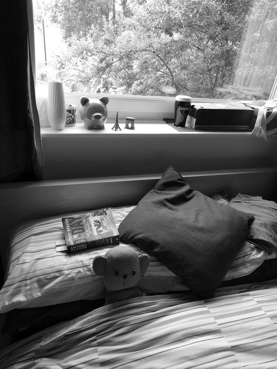 #photoadayJune ... where i slept last night . day 21.