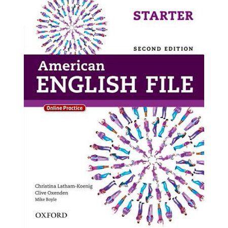 Books In 2020 American English English File American