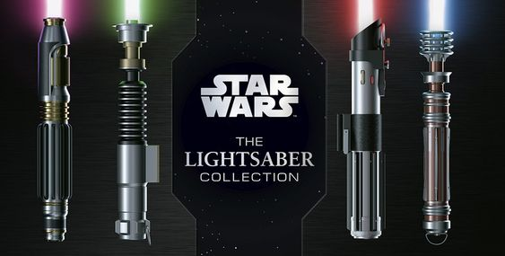 Star Wars Officially Releases New Looks at Lightsabers Belonging to Yoda, Anakin & More - Star Wars Direct