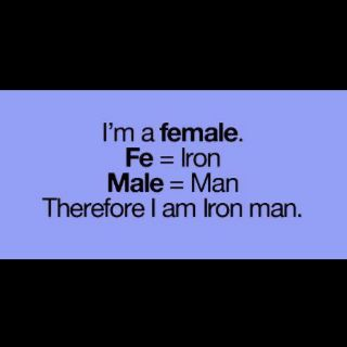 I am Ironman!