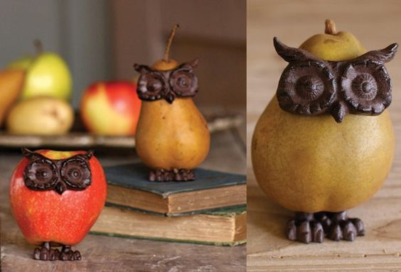 fruity owls!!