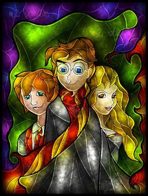 Harry Potter by mandiemichel