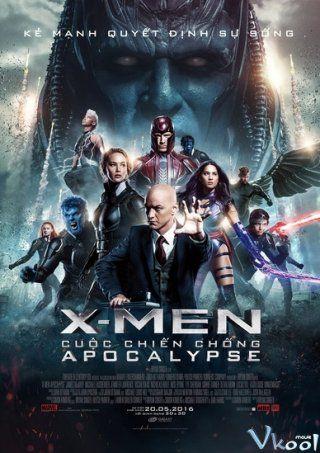 X-men: Cuộc Chiến Chống Apocalypse - HD