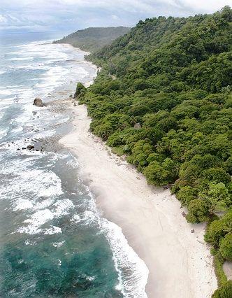 Santa Teresa's beautiful neighbor: Malpais Costa Rica