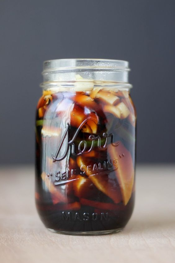 Pickled radishes, Korea and The leaf on Pinterest