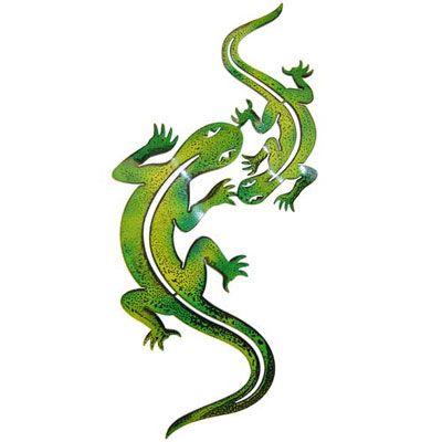 double lizard
