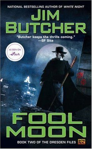 Fool Moon (The Dresden Files, #2) by Jim Butcher