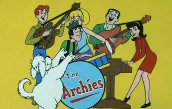 The Archies TV show.