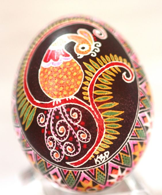 Katyegg Design: Friday Egg: First of 2011 | Easter | Pinterest | Eggs