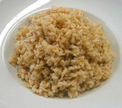 como fazer arroz integral simples 410x364