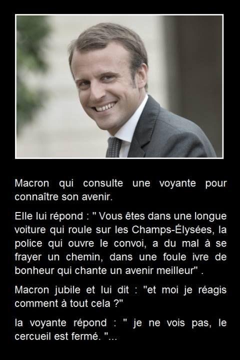 Macron chez la voyante  F85efe4c9b2813e5a74e332ce05b44ce