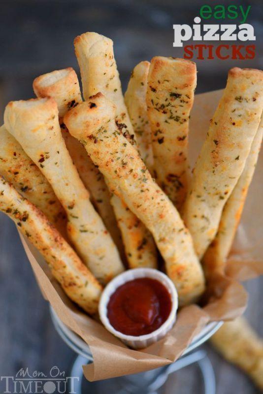 Easy Pizza Sticks | eBay