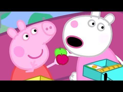 Canal Kids Español Latino La Excursión Peppa La Cerdita Youtube Kids Shows Peppa Pig 2000 Cartoons