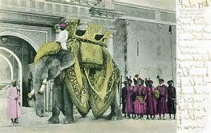 maharaja on elephant - Bing Images