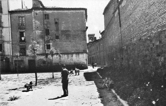 1940-Plaza de la O-