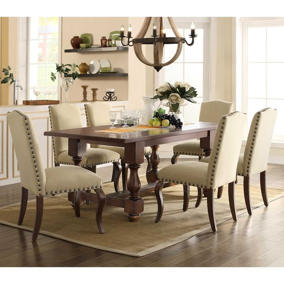 Atteberry Dining Set 5 Pc Dining Sets Pedestal And Chairs