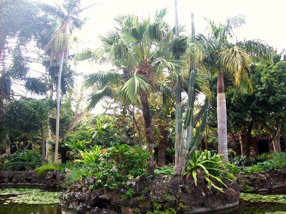 Jardin de la Marquesa, Arucas