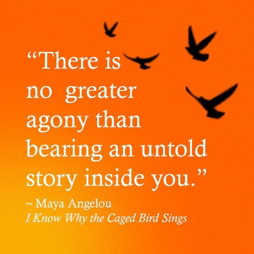 The 10 Best Quotes From Maya Angelou S I Know Why The Caged Bird Sings Singing Quotes The Caged Bird Sings Popular Quotes