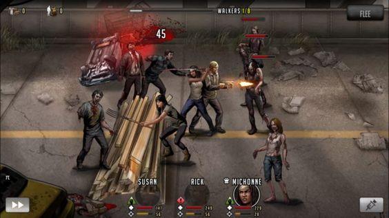 Walking Dead: Road to Survival beweist eindrucksvoll dass die Zombie-Hatz auch in einer Mischung aus Rollenspiel und Aufbausimulation funktioniert. Kernthemen von Walking Dead: Road to Survival sind der Aufbau einer sicheren Unterkunft, Streitereien innerhalb der Gruppe, Konflikte mit anderen Überlebenden und natürlich der Kampf gegen die Untoten. All diese Aspekte vermischt das Android-Spiel gekonnt, wobei [ ]