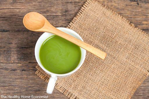 green tea powder benefits plus a warning