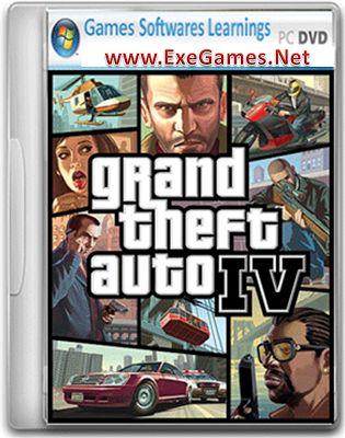 gta 4 pc games  free full