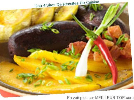 Meilleur top 4 sites de recettes de cuisine 2012 avis de - Meilleur site de cuisine ...