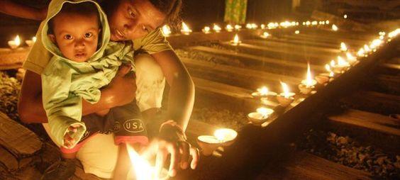 Am 26. Dezember 2004 löste ein schweres Seebeben vor der Westküste Sumatras eine gewaltige Tsunami-Welle aus. Insgesamt fielen der Katastrophe etwa 230.000 Menschen zum Opfer, davon allein in Indonesien rund 165.000. Über 110.000 Menschen wurden verletzt, über 1,7 Millionen Küstenbewohner rund um den Indischen Ozean wurden obdachlos.  (Foto: Aktion Deutschland Hilft) http://www.help-ev.de/themen/10-jahre-tsunami/