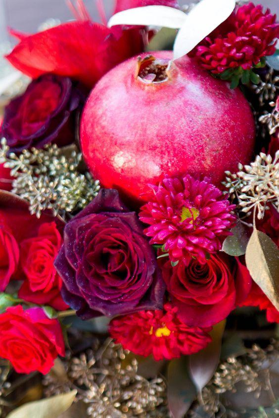 Nei Matrimoni Di Ottobre Per Bouquet E Decorazioni Non C E Fiore Piu Adatto Della Dalia Con I Suoi Intensi C Matrimonio Melograno Fiori Per Matrimoni Bouquet