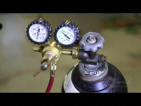 Hvac Tools Brazing With Nitrogen 101 Rochester Heating Air