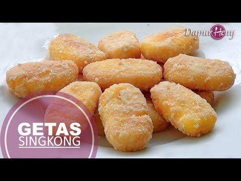 Membuat Getas Singkong Tetap Empuk Meski Sudah Dingin Youtube Makanan Resep Makanan Cemilan