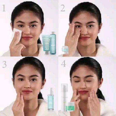 Skin Care Untuk Wajah Berjerawat Dan Pori Pori Besar