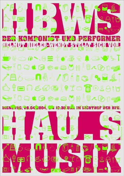 2xgoldstein, HBWs Hausmusik