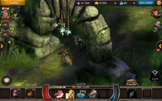 KingsRoad is a Free-to-play Android , Action RPG Role-Playing Multiplayer Game