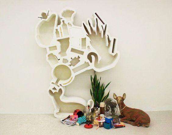 Fancy - cabinet by Misha Kahn