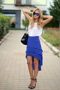 layered high-low