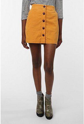 Good winter skirt!